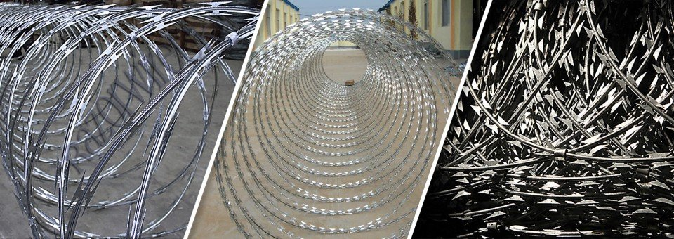 Premier suppliers of Razor Wire, Flat Razor Wire & Wall Spikes