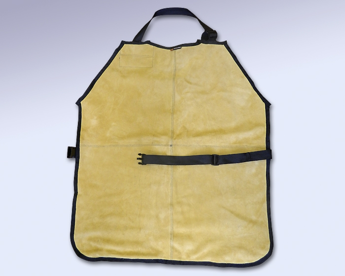 Leather Apron (Chest & Upper Leg Protection)